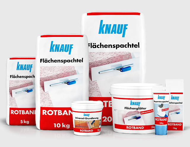 Knauf Packaging-Design